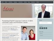 Blog K Adams