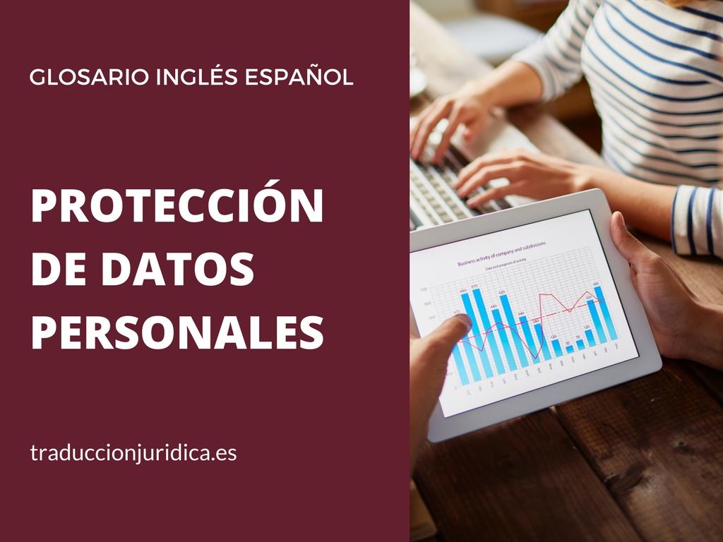 32 conceptos clave del reglamento general de protección de datos